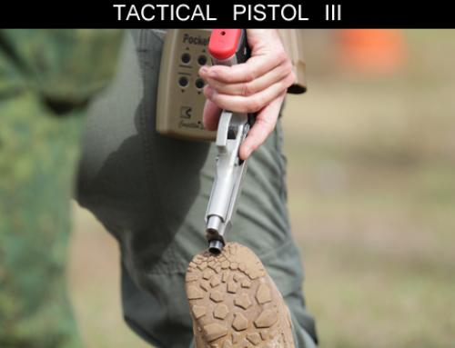 Tactical Pistol III