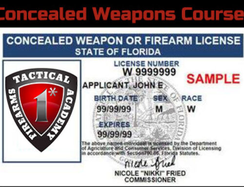 Concealed Weapon License Course (FL)