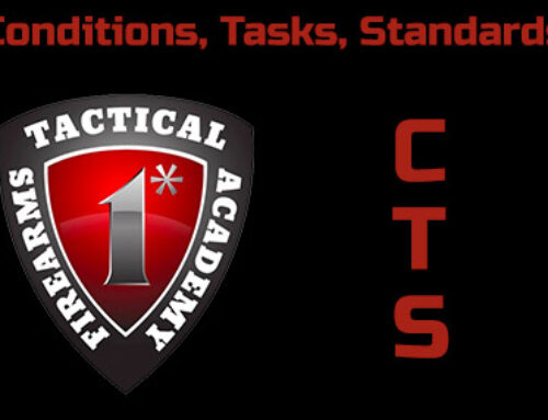 CTS – CONDITIONS, TASKS AND STANDARDS