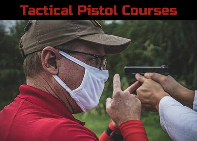 Tactical Pistol Courses